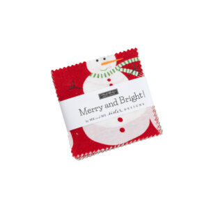 Merry And Bright Mini Charm Packs By Moda - Packs Of 24