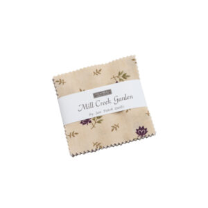 Mill Creek Garden Mini Charm Packs By Moda - Packs Of 24