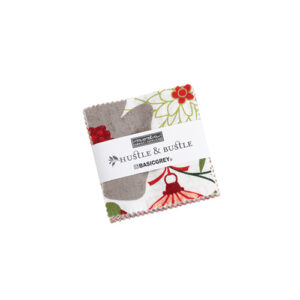 Hustle And Bustle Mini Charm Packs By Moda - Packs Of 24