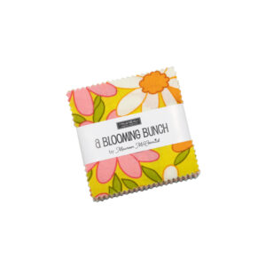 A Blooming Bunch Mini Charm Packs By Moda - Packs Of 24