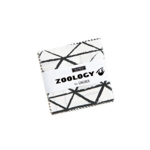 Zoology Mini Charm Packs By Moda - Packs Of 24