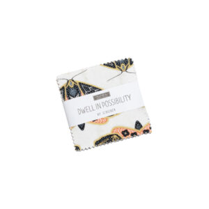Dwell In Possibility Mini Charm Packs By Moda - Packs Of 24