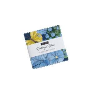 Cottage Blue Mini Charm Packs By Moda - Packs Of 24