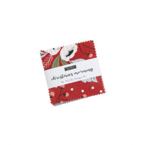 Christmas Morning Mini Charm Packs By Moda - Packs Of 24