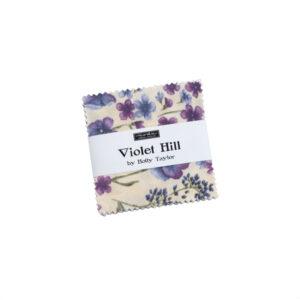 Violet Hill Mini Charm Packs By Moda - Packs Of 24