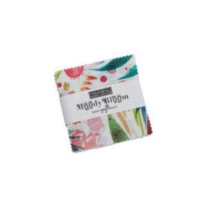 Moody Bloom Charm Packs By Moda - Packs Of 24