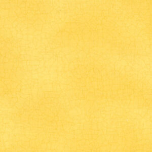 Crackle By Kathy Schmitz - Yellow