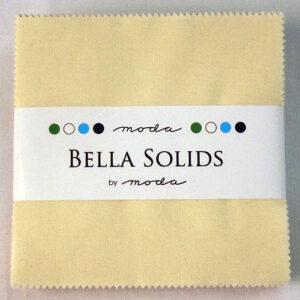 Bella Solids Charm Packs - Neutrals - Packs Of 12