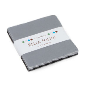 Bella Solids Charm Packs - Modern - Pack Of 12