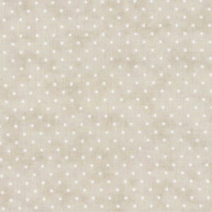 Essential Dots By Moda - Eggshell