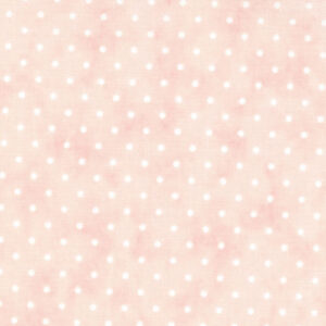 Essential Dots By Moda - Baby Pink