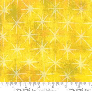 Grunge Seeing Stars By Basicgrey For Moda - Sunflower
