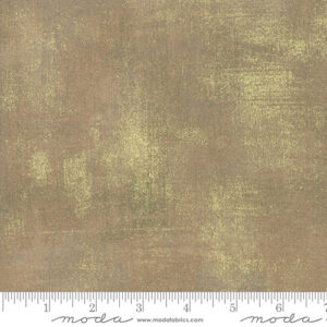 Grunge Metallic By Basicgrey For Moda - Paper Bag