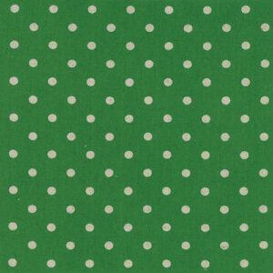 Mochi Linen Dot By Momo - 30% Linen/70% Cotton - Grass