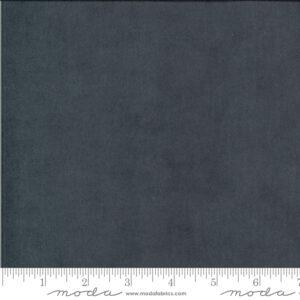 Primitive Muslin Flannel - By Primitive Gatherings - Dark Steel