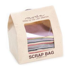 Wool Scrap Bags - 12 Pack