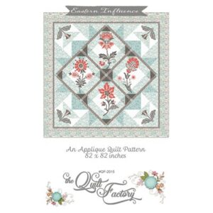 Eastern Influance Pattern By The Quilt Factory For Moda - Minimum Of 3