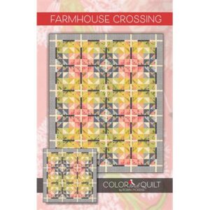 Farmhouse Crpssing Pattern By Robin Pickens For Moda - Minimum Of 3