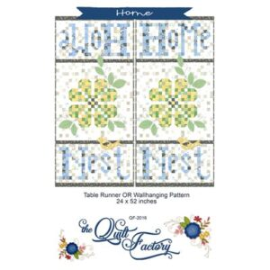 Home Pattern By The Quilt Factory For Moda - Minimum Of 3