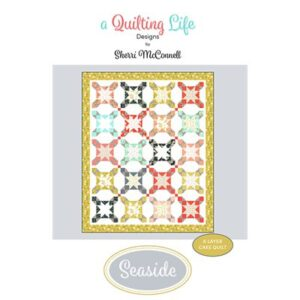 Seaside Pattern By Quilting Life Design For Moda - Minimum Of 3