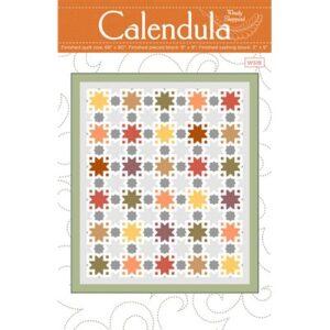 Calendula Pattern By Wendy Sheppard For Moda - Minimum Of 3