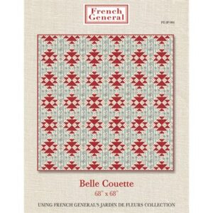 Bella Couette Pattern By French General For Moda - Minimum Of 3