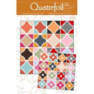 Quatrefoil Pattern By Wendy Sheppard For Moda - Minimum Of 3