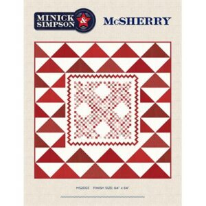 Mcsherry Pattern By Minick & Simpson For Moda - Minimum Of 3