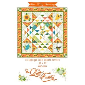 Bee My Honey Pattern By The Quilt Factory For Moda - Min. Of 3