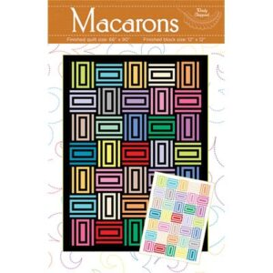 Macarons Pattern By Wendy Sheppard For Moda - Min. Of 3