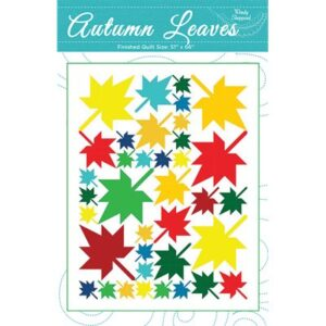 Autumn Leaves Pattern By Wndy Sheppard For Moda - Min. Of 3