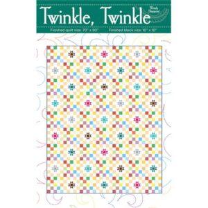 Twinkle Twinkle Pattern By Wendy Sheppard For Moda - Min. Of 3