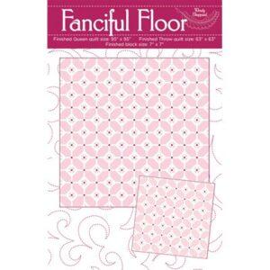 Fanciful Floor Pattern By Wndy Sheppard For Moda - Min. Of 3
