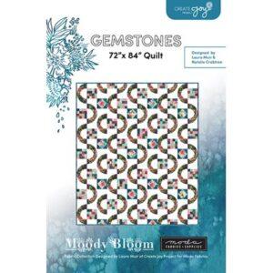 Gemstones Pattern By Create Joy Project For Moda - Min. Of 3