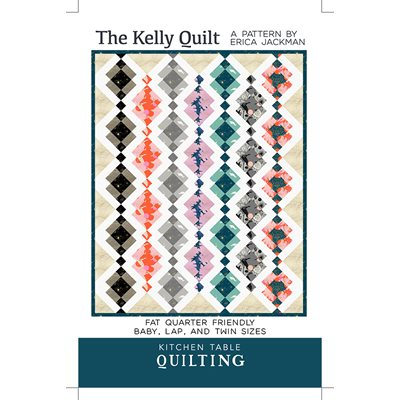 Kitchen Quilt Pattern By Kitchen Table Quilting For Moda - Minimum Of 3
