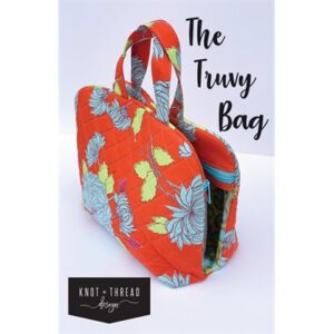 Truvy Bag Pattern By Knot And Thread For Moda - Minimum Of 3
