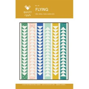 Flying Pattern By Emily Dennis Quilty For Moda - Minimum Of 3