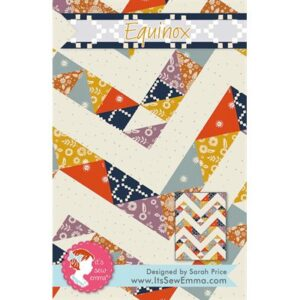 Equinox Pattern By It's Sew Emma For Moda - Minimum Of 3