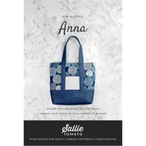 Anna Pattern By Sallie Tomato For Moda - Minimum Of 3
