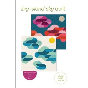 Big Island Sky Pattern By Whole Circle Studio For Moda - Minimum Of 3