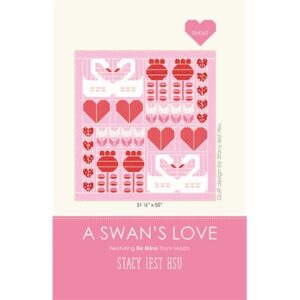 A Swan's Love By Stacy Iest Hsu For Moda - Minimum Of 3