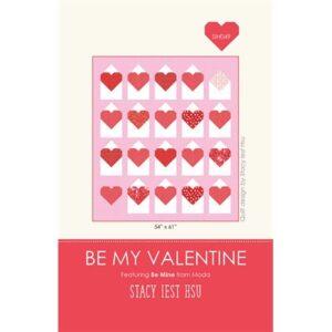 Be My Valentine By Stacy Iest Hsu For Moda - Minimum Of 3