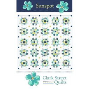 Sunspot Pattern By Clark Street Quilts For Moda - Minimum Of 3