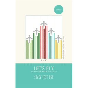 Let's Fly Pattern By Stacy Iest Hsu For Moda - Minimum Of 3