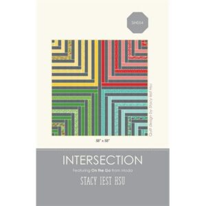 Intersection Pattern By Stacy Iest Hsu For Moda - Minimum Of 3