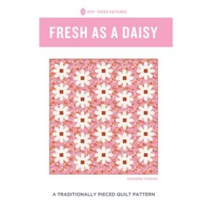 Fresh As A Daisy Pattern Pen And Paper Patternsfor Moda - Min. Of 3