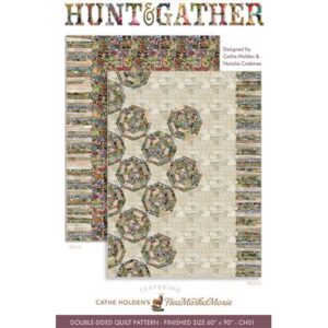 Hunt & Gather Pattern By Cathe Holden For Moda - Min. Of 3