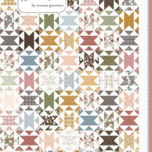 Chatterbox Pattern By Lella Boutique For Moda - Min. Of 3