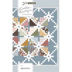 Sparkler Pattern By Lella Boutique For Moda - Min. Of 3