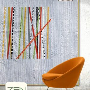 Cross It Pattern By Zen Chic For Moda - Min. Of 3